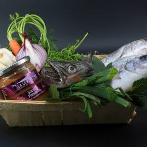 Soupe de poissons 390